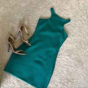 MNG by MANGO Turquoise Dress